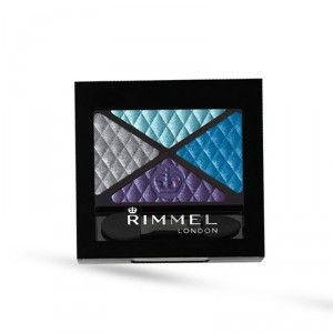 Buy Rimmel Colour Rush Quad Eyeshadow - Nykaa