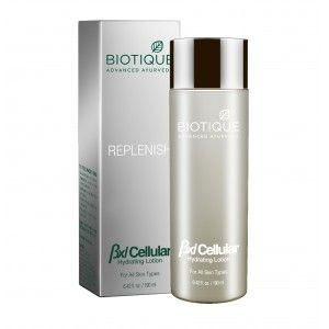Buy Biotique Advanced Replenish BXL Cellular Hydrating Lotion - Nykaa