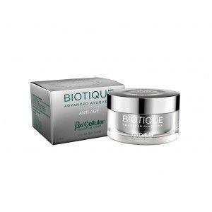 Buy Biotique Advanced BXL Cellular Saffron Nourishing Cream - Nykaa