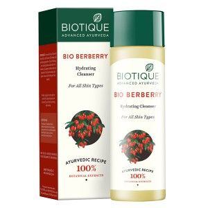 Buy Biotique Bio Berberry Hydrating Cleanser - Nykaa