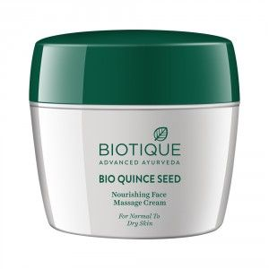Buy Biotique Bio Quince Seed Nourishing & Face Massage Cream - Nykaa