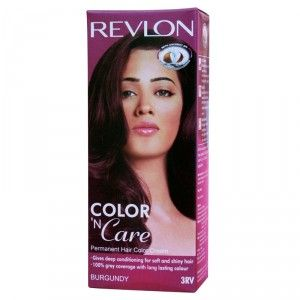 Buy Revlon Color And Care Permanent Hair Color Cream - Nykaa