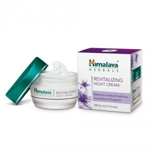 Buy Himalaya Herbals Revitalizing Night Cream - Nykaa