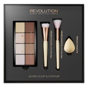 Buy Makeup Revolution HD Pro Sculpt & Contour - Nykaa