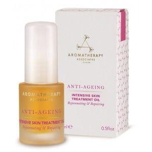 Buy Aromatherapy Associates Anti-Ageing Intensive Skin Treatment Oil - Nykaa