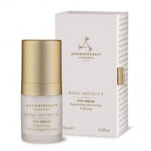 Buy Aromatherapy Associates Rose Infinity Eye Cream - Nykaa