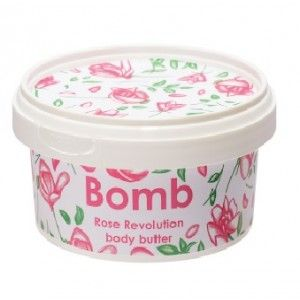 Buy Bomb Cosmetics Rose Revolution Body Butter  - Nykaa