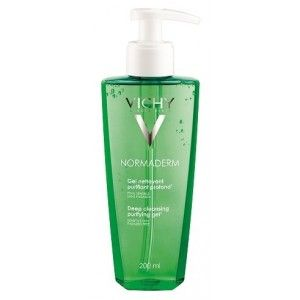 Buy Vichy Normaderm Deep Cleansing Purifying Gel  - Nykaa