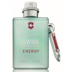 Buy Swiss Army Unlimited Energy Eau De Cologne - Nykaa