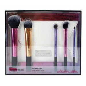 Buy Real Techniques  Collector Edition Deluxe Gift Set  - Nykaa