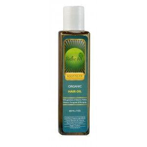 Buy Rustic Art Organic Hair Oil & Nourisher  - Nykaa