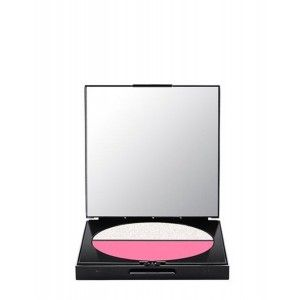 Buy M.A.C Eye Shadow Duo / Fortune Duo - Lotus Pink - Platinum Shadow - Nykaa