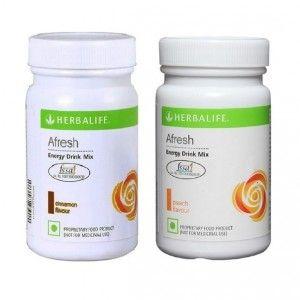 Buy Herbalife Energy Drink Combo - Cinnamon & Peach - Nykaa
