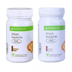 Buy Herbalife Energy Drink Combo - Cinnamon & Elaichi - Nykaa