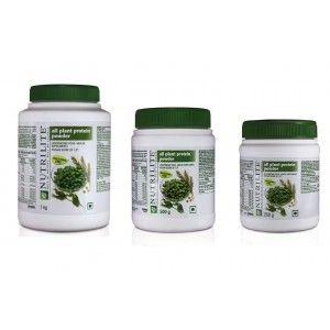 Buy Amway Nutrilite All Plant Protein - 1kg 500 & 200 g - Combo of 3 - Nykaa