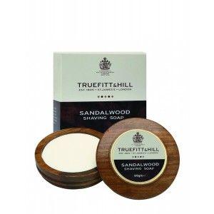 Buy Truefitt & Hill Sandalwood Luxury Shaving Soap In Wooden Bowl - Nykaa