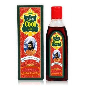 Buy Vaadi Herbals Cool Oil With Triphla & Almond - Nykaa