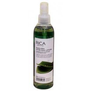 Buy Rica Aloe Vera After Wax Lotion - Nykaa