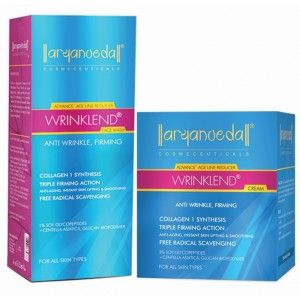 Buy Aryanveda Anti Wrinkle & Firming Combo Pack - Nykaa