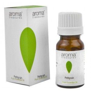 Buy Aroma Treasures Petitgrain Pure Essential Oil - Nykaa