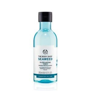 Buy The Body Shop Seaweed Oil Balancing Toner - Nykaa
