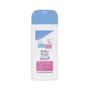 Buy Sebamed Baby Wash Extra Soft - Nykaa