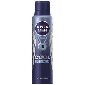 Buy Nivea Cool Kick Mens Deodorant - Nykaa