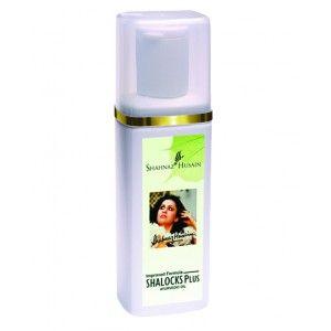 Buy Shahnaz Husain Shalocks Ayurvedic Hair Oil - Nykaa