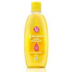 Buy Johnson's Baby Shampoo No More Tears - Nykaa