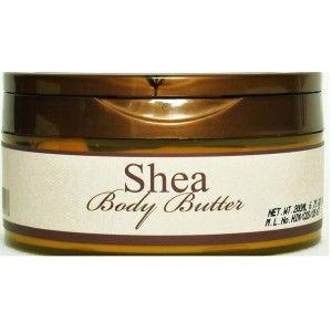 Buy Gratia Shea Body Butter - Nykaa