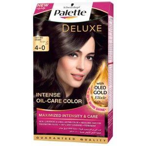 Buy Schwarzkopf Palette Deluxe Intense Oil Care Color - Nykaa