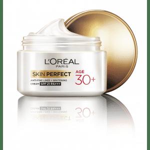 Buy L'Oreal Paris Age 30+ Skin Perfect Cream SPF 21 PA+++ - Nykaa