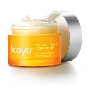Buy Kaya Skin Recovery Night Cream (Old - Kaya Overnight Skin Replenisher) - Nykaa