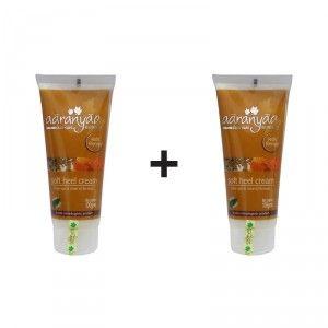 Buy Aaranyaa Soft Heel Cream (Buy 1 Get 1 Free) - Nykaa