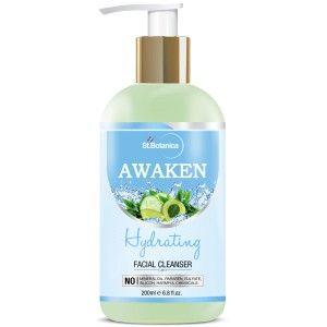 Buy St.Botanica Awaken Hydrating Face Wash (Facial Cleanser) - Nykaa