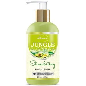 Buy St.Botanica Jungle Stimulating Face Wash (Facial Cleanser) - Nykaa