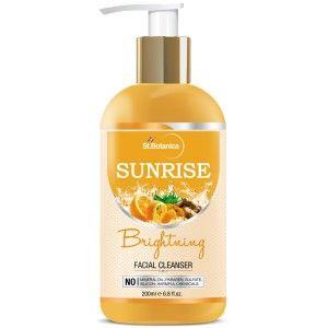 Buy St.Botanica Sunrise Brightning Face Wash (Facial Cleanser) - Nykaa