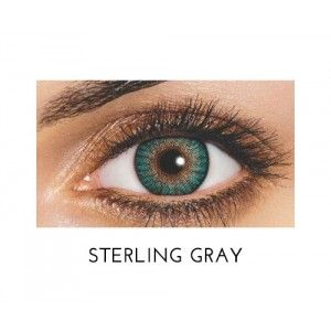 Buy Freshlook colorblends Lens Sterling Gray - Nykaa