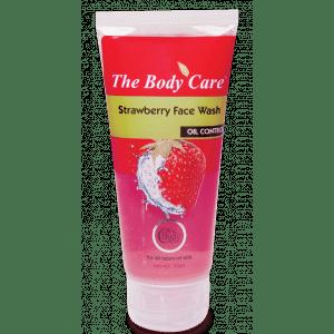 Buy The Body Care Strawberry Face Wash - Nykaa