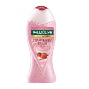 Buy Palmolive Strawberry Fresh Body Butter Wash - Nykaa