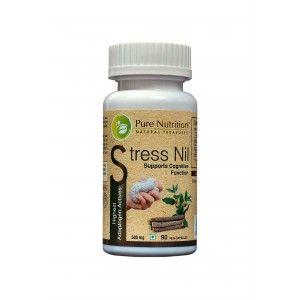 Buy Pure Nutrition Stress Nil 90 Capsules - Nykaa
