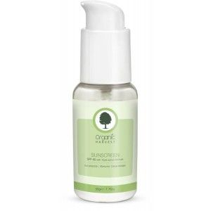 Buy Organic Harvest Sunscreen With Spf - 60 - Nykaa