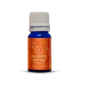 Buy Juicy Chemistry Sweet Orange Essential Oil - Nykaa