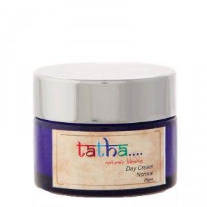 Buy Tatha Nature's Blessing Day Cream Normal - Nykaa