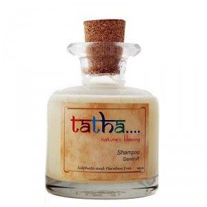 Buy Tatha Nature's Blessing Shampoo - Dandruff - Nykaa