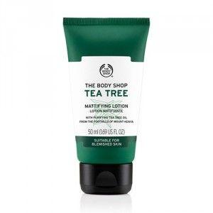 Buy The Body Shop Tea Tree Matifying Lotion - Nykaa