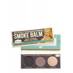Buy theBalm Smoke Balm Eyeshadow Palette - Nykaa