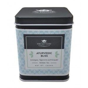 Buy The Kettlery Ayurvedic Bliss (Herbal Tea) - Nykaa