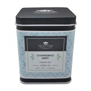 Buy The Kettlery Chamomile Mint (Herbal Tea) - Nykaa