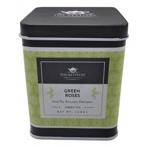Buy The Kettlery Green Roses (Green Tea) - Nykaa